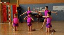 Información gimnasia ritmica